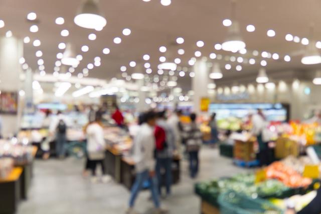 スーパーマーケット系