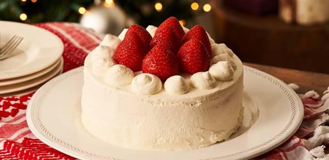 人気No.1!世界にひとつだけのまあるいショートケーキ