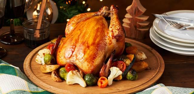クリスマス料理の主役!憧れの「丸鶏のロースト」のミールキット